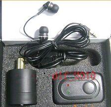 Highly Sensitive Wall microphone voice bug/ear listen through wall device bug A