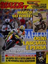 Motosprint 27 2002 MotoGP Olanda grande Barros, Rossi non si arrende. Piaggio X9