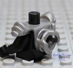 Lego Ninjago Ninja Silver GRAY SCABBARD ARMOR Minifig Katana Sword Weapon Holder