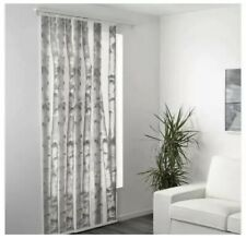 "IKEA BOTHILD Panel curtain, birch natural, 24x118 "" (60x300 cm)"