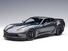 Autoart 1/18 Chevrolet Corvette C7 Grand Sport 2017 gris Met 71272 nueva