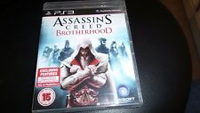 PS3 GIOCO ASSASSIN'S CREED FRATELLANZA. testato e funzionante.