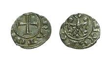 pcc1588_1)  MESSINA Federico II di Svevia (1197-1250) Mezzo denaro 1221 MIR 110