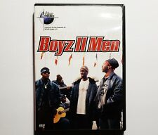 Boyz II Men: Music in High Places (DVD, 2001) w/ Insert *RARE OOP*