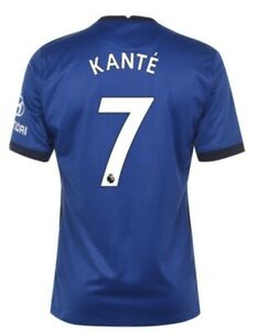 Kante 2020-2021 Home Soccer Jersey