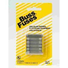 Bussman AGC Electronic Fuse Kit