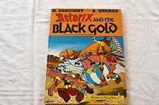 Buch Asterix and the Black Gold