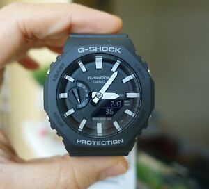 Casio G-Shock GA2100-1A Black Casioak (BRAND NEW IN BOX)