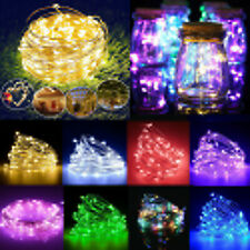 100 LED 10M Christmas Tree Fairy String Party Decor Lights Xmax Waterproof Lamp