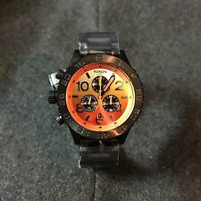 Nixon 42-20 Chrono Sunrise Rad Wrist Watch