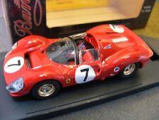 1/43 Bang ferrari 330 p4s Brands Hatch 1967 rojo #7 7121
