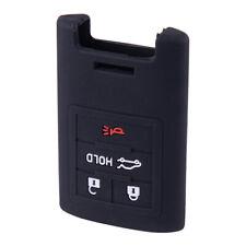 Spare Jacket Flip Case Fit for Cadillac XTS DTS Chevrolet Corvette Key 4 Button
