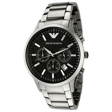 Men's Watches Emporio Armani AR2434 Classic Watch Stainless Steel Quartz Date