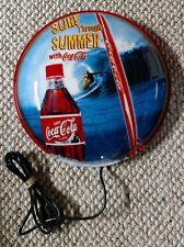 Rare Coca Cola Surfing Advertising Coke Light Surf Surfer New in Box