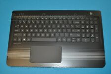 HP Pavilion x360 15-BK 15-BK157CL Laptop Palmrest w/ BackLit Keyboard +Touchpad