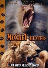 DVD | Monkey Hunter - Auch Affen fressen Löwen | Von Hugo van Lawick | Neu!!