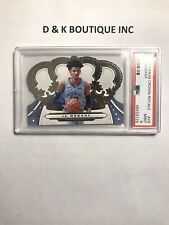 2019-20 Crown Royale Ja Morant Base #29 RC PSA 9