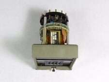 Eagle Signal CT530A602 Second Timer 120V 60Hz 8M No Cover  USED