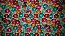 LINED VALANCE 42X15 RETRO TOUCAN SAM KELLOGGS FRUIT LOOPS CEREAL BREAKFAST