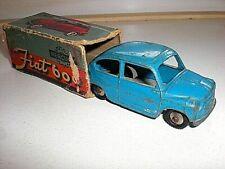 Mercury N-18... Fiat 600.... (+ the remains of a box)... 1:43... Metal... ORIGINAL