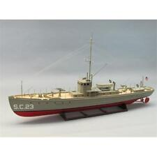 Dumas SC-1 Sub Chaser WWII Boat Kit For R/C - 1259