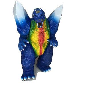 "Space Godzilla 10"" Figure Trendmasters 1995 - Battery Powered - Some Damage Read"