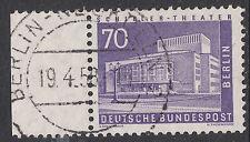 32) Berlin 152 linker Seitenrand zentr. Vollstempel B- Neuköln 2 19.4.58