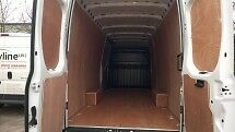 Iveco Daily LWB 2000 - July 2014 Van Ply lining kit
