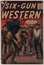 Dick Giordano Pedigree Collection Comic Six-Gun Western #4 John Romita Art ATLAS