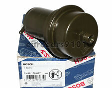New! Mercedes FUEL ACCUMULATOR OEM BOSCH 0438170017 0004760421