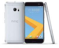 NEW-Other HTC 10 - 32GB - Glacier Silver (Verizon) Factory Unlocked Smartphone