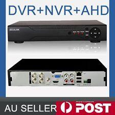 4CH 960H H.264 HDMI Video Surveillance Security CCTV DVR NVR AHD Recorder System