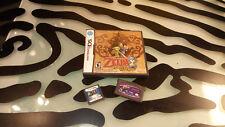 Nintendo DS Zelda Phantom Hourglass - Elite Beat Agents - Scooby Doo GBA