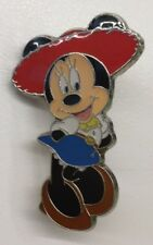 Disney Pin Minnie Mouse As Jessie From Toy Story Rare Hong Kong Minnie Jessie
