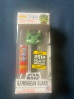 Star Wars Pez Pop 2019 Galactic Convention Gamorrean Guard New Funko Limited