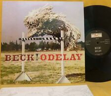 BECK ODELAY LP ORIGINAL 180G VINYL INSERT BL 30 N MINT 1996