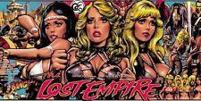 Rockin Jelly Bean The Lost Empire Movie Print Art Mondo Mondocon Poster Rare