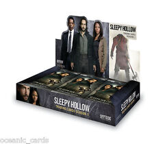 SLEEPY HOLLOW SEASON 1 TRADING CARDS FACTORY SEALED BOX CRYPTOZOIC 2015
