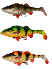 Savage Gear 4D Perch Shad *Complete Range* NEW Lure Fishing Soft Lure