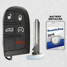 For 2011 2012 2013 2014 2015 2016 2017 2018 Chrysler 300 Smart Remote Key Fob