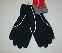New Hanna Andersson Ski Gloves Winter Glove Large 12 year Kid Boy NWT Black