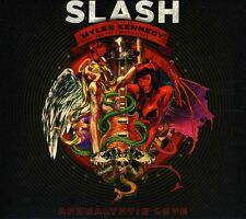Slash - Apocalyptic Love: Special Edition [New CD] NTSC Region 0, UK - Import