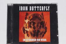 IRON BUTTERFLY -In-A-Gadda-Da-Vida- CD
