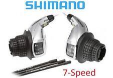 Shimano SL-RS45 Revo Shift Lever Set 7Spd Right / SIS Left ESLRS45P7A