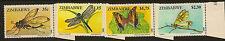 ZIMBABWE :1995 Insects  set SG904-7 unmounted mint