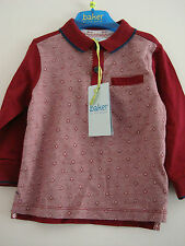 Ted Baker 100% Cotton T-Shirts & Tops (0-24 Months) for Boys
