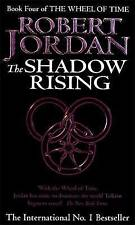 The Shadow Rising (Wheel of Time), By Robert Jordan,in Used but Acceptable condi