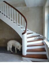 Treppen Treppe Holzteppen Holztreppen in Buche Holz aus Polen