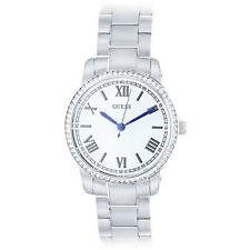 Guess Women's W12112L1 White Stainless-Steel Quartz Watch
