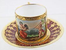 Fabulous Royal Vienna Cup & Saucer